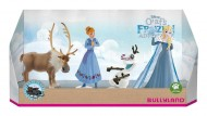 Set Olafs Frozen Adventure - 4 figurine