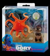 Set Otter+Hank - Finding Dory