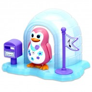 Set pinguin interactiv + Iglu - Paige