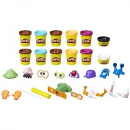 Set Plastelina Play-Doh Poop Troop 12 Cutii