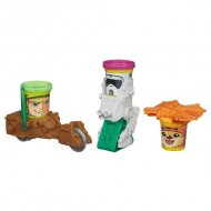 Set Plastilina Play Doh Star Wars - Misiune pe Planeta Endor