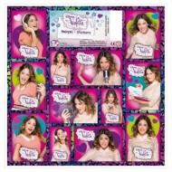 Set Stickere 16 x16 Disney Violetta
