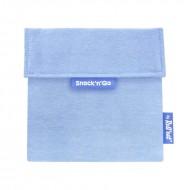 Snack'n'Go Eco Bleu, Gentuta reutilizabila pentru gustari