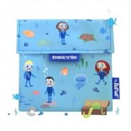 Snack'n'Go Kids Ocean, Gentuta reutilizabila pentru gustari