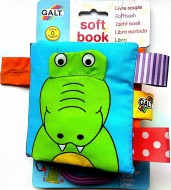 Soft Book: Carticica moale Jungle