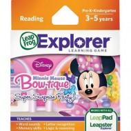 "Soft educational LeapPad ""Buticul lui Minnie"""