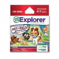 Soft educational LeapPad - Prietenii mei, animalele
