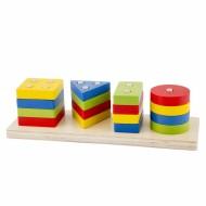 Sortator forme geometrice si culori