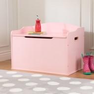 Spatiu depozitare Austin Toy Box Pink - Kidkraft