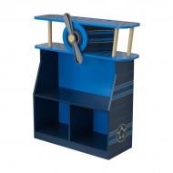Spatiu depozitare carti Airplane Bookcase - Kidkraft