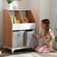 Spatiu depozitare Mid-Century Kid™ Bin Storage Unit -Kidkraft