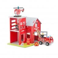 Statie de pompieri