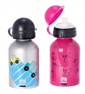 Sticla inox copii 400ml - Model - Cats