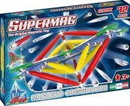 SUPERMAG CLASSIC PRIMARY - SET CONSTRUCTIE 72 PIESE