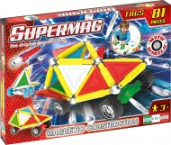 Supermag Tags Wheels - Set Constructie 81 Piese