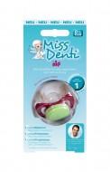 Suzeta Miss Denti marimea 1 (fara dinti) 0-6 luni, nip 31800