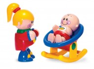 Tolo - Fetita si Bebelus First Friends