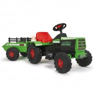 Tractor Electric Basic, 6V - Injusa