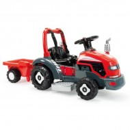 Tractor Electric Little 2 in 1, 6V - Injusa