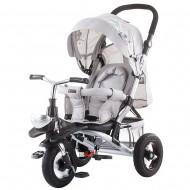Tricicleta Chipolino Polar light grey
