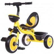 Tricicleta Chipolino Runner yellow