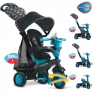 Tricicleta Smart-Trike Boutique Blue
