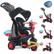Tricicleta Smart-Trike Boutique Red