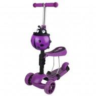 Trotineta Chipolino Kiddy Evo purple