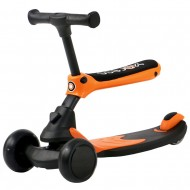 Trotineta Chipolino X-Press 2 in 1 orange