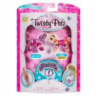 TWISTY PETZ SET 3 BRATARI ANIMALUTE PUDEL GHEPARD SI SURPRIZA