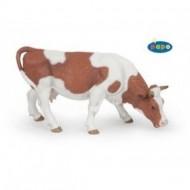 Vaca Simmental Pascand - Figurina Papo