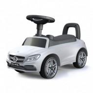 Vehicul pentru copii Mercedes Alb