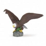 Vultur pe stanca Figurina Papo