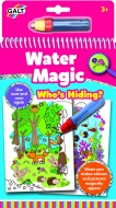 Water Magic: Carte de colorat Who's Hiding?