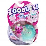 ZOOBLES ANIMALUTE COLECTABILE ELEFANT